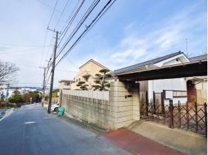 神奈川県鎌倉市寺分3丁目の土地