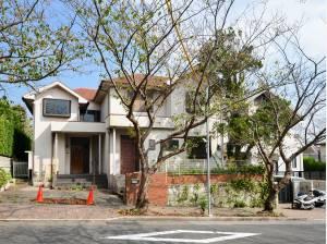神奈川県逗子市久木8丁目の土地