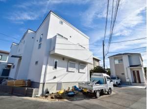 神奈川県逗子市小坪2丁目の新築戸建