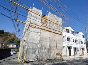 神奈川県鎌倉市手広4丁目の新築戸建