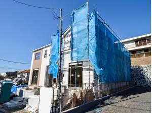 神奈川県逗子市沼間2丁目の新築戸建