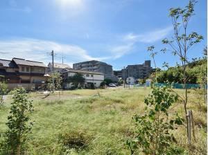 神奈川県鎌倉市岩瀬1丁目の土地
