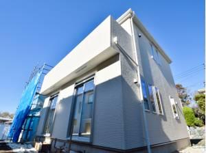 神奈川県鎌倉市梶原2丁目の新築戸建