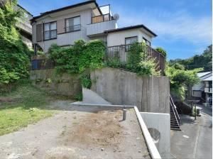 神奈川県鎌倉市山崎の土地