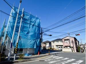 神奈川県逗子市桜山5丁目の新築戸建