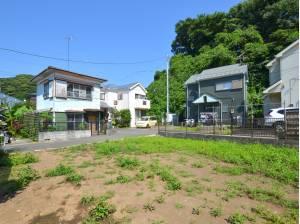 神奈川県鎌倉市腰越の土地