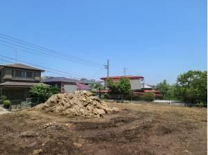 神奈川県鎌倉市津西1丁目の土地