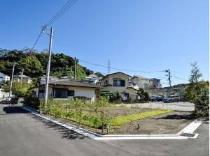 神奈川県鎌倉市常盤の土地