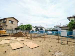 神奈川県茅ヶ崎市中海岸2丁目の新築戸建
