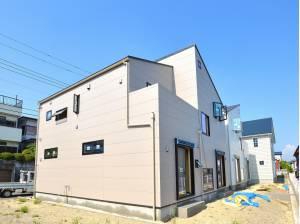神奈川県三浦郡葉山町長柄の新築戸建