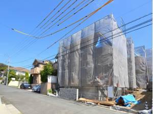 神奈川県逗子市小坪6丁目の新築戸建