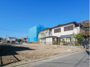 神奈川県逗子市桜山4丁目の土地