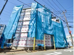 神奈川県鎌倉市岩瀬1丁目の新築戸建