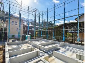 神奈川県鎌倉市二階堂の新築戸建