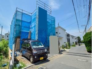 神奈川県藤沢市本鵠沼4丁目の新築戸建