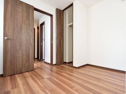 全室2面採光の明るい住空間です