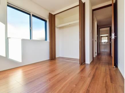 全室2面採光の心地良い住空間