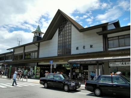 JR横須賀線『鎌倉』駅まで徒歩10分と生活にも便利です