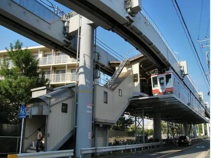 湘南モノレール 湘南深沢駅まで徒歩10分