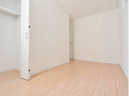 1階の居室は客間としても使えそうです