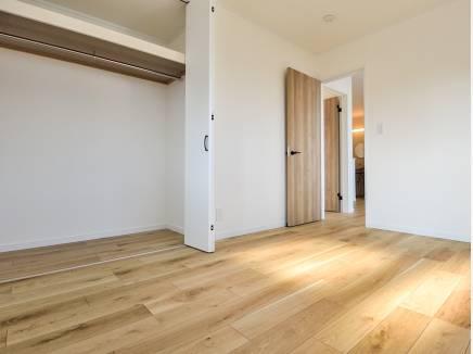 全居室2面採光の明るい住空間となっています