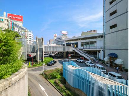 藤沢駅まで徒歩5分