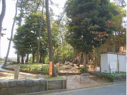 下藤が谷公園まで約250m 緑に包まれた気持ちの良い公園です