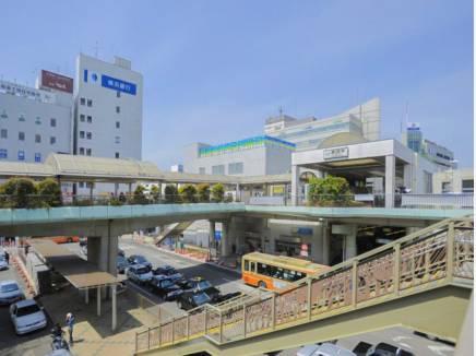 藤沢駅まで徒歩9分と便利な立地