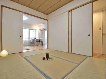 和室があるとやっぱり安らぎますよね