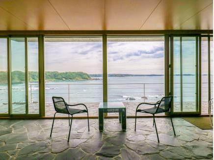お部屋からこの眺望が望めるなんてとても贅沢ですよね