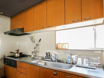 プライベートルームとパーティールームのそれぞれにキッチンがあります。