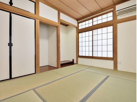 いつの時代も和室は落ち着く空間