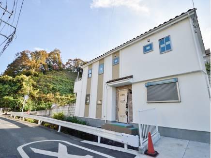 緑豊かな閑静な住宅街に佇む新築戸建