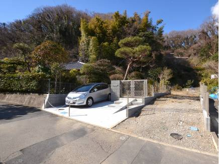 鎌倉の自然を存分に味わえる住環境