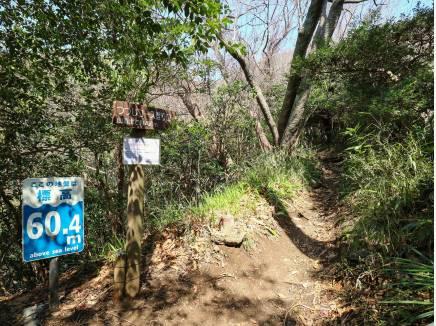 つつじハイキングコースまで徒歩9分(約700m)