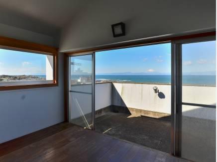 最上階のペントハウスからの眺望は圧巻です。