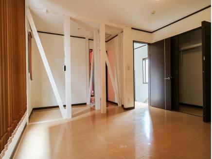 8.3帖の洋室は主寝室にもおすすめです