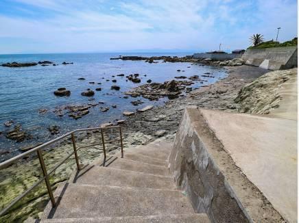 海へのお散歩が日常となるでしょう