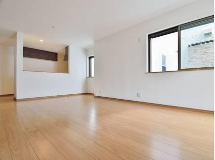 どんな家具を置くか、ワクワクしますね