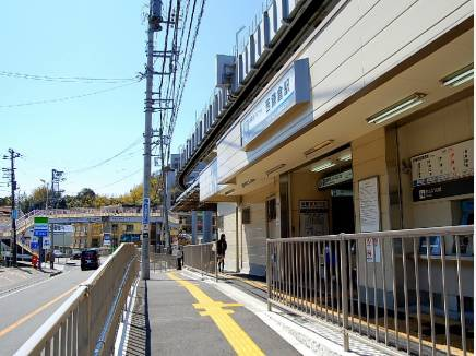 湘南モノレール 西鎌倉駅まで徒歩5分