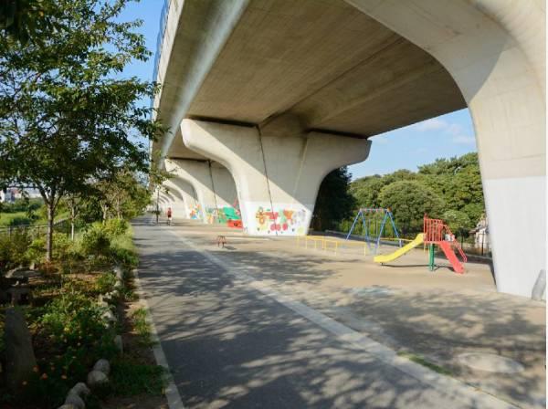湘南夢わくわく公園まで徒歩分(約230m)
