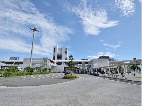 JR東海道線『辻堂』駅までバス便です
