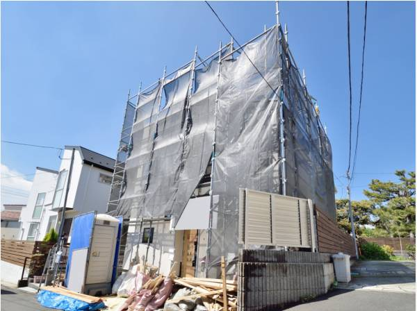 神奈川県藤沢市鵠沼桜が岡1丁目の新築戸建