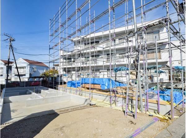 神奈川県鎌倉市大船4丁目の新築戸建