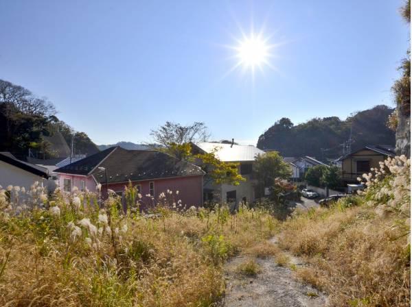 神奈川県逗子市山の根3丁目の土地