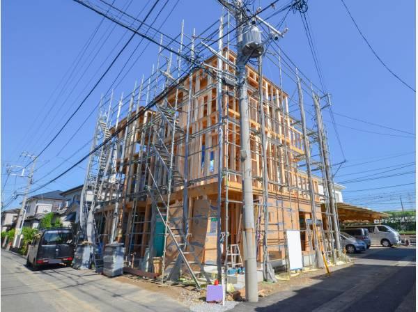 神奈川県鎌倉市台1丁目の新築戸建