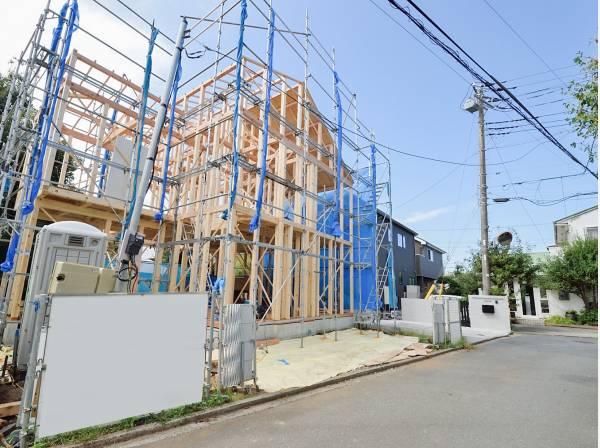 神奈川県藤沢市本鵠沼5丁目の新築戸建