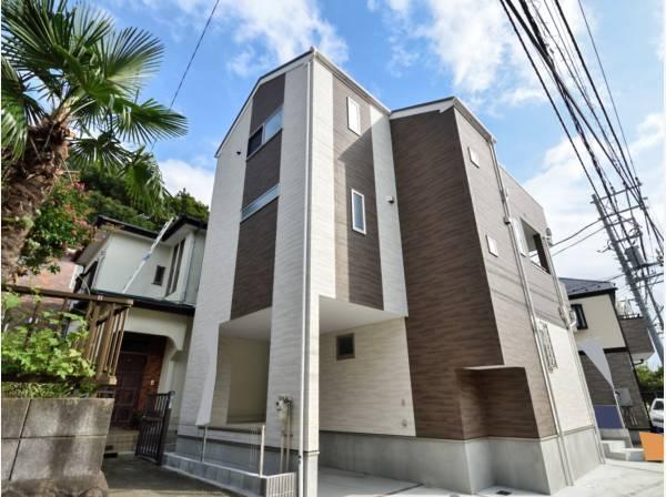 神奈川県鎌倉市山崎の新築戸建