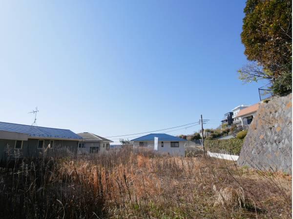 神奈川県鎌倉市七里ガ浜東5丁目の土地