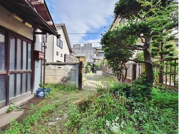 神奈川県藤沢市藤沢の土地
